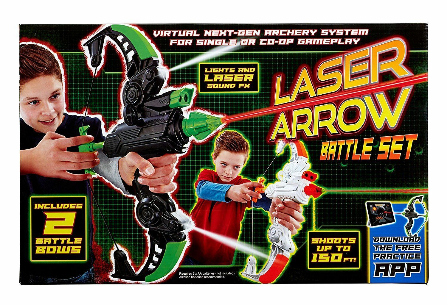 Vivid Imaginations Laser Arrow (Multi-Colour)