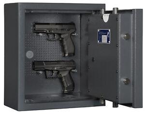 pistolenschrank pistolentresor waffenschrank en 1143 1. Black Bedroom Furniture Sets. Home Design Ideas