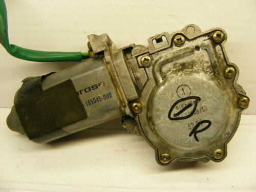 01 Finestra a Motore Destro FuorigiocoR129 SL pre RESTAURO MERCEDES 1298207442
