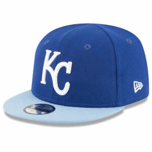 Kansas City Royals New Era MLB Infant My 1st 9FIFTY 2Tone Snapback ... 3bd144374b89