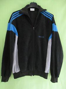 Détails sur Veste Adidas Challenger Olympique Marseille OM Ventex 80'S Vintage 168
