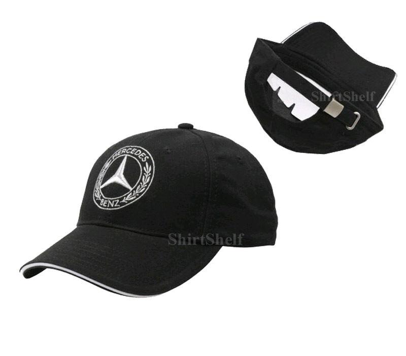 new mercedes benz star logo amg f1 cap sport baseball hat. Black Bedroom Furniture Sets. Home Design Ideas