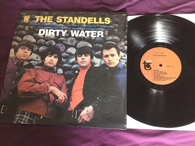 The Standells – Dirty Water REISSUE LP Garage Rock