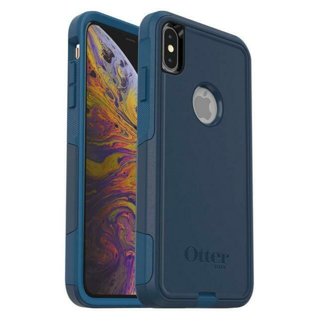 OtterBox Commuter Series Case for Galaxy S10 Bespoke Way Retail Packaging Blazer Blue//Stormy Seas Blue