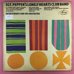 Peter-Knight-amp-His-Orchestra-Sgt-Pepper-039-s-Lonely-Hearts-Club-Band-MCL20108