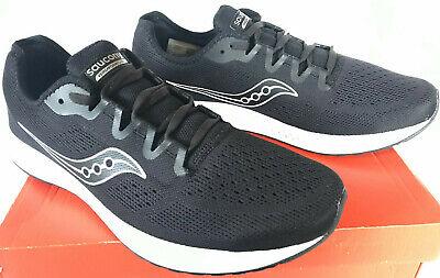 Black 10K Marathon Running Shoes