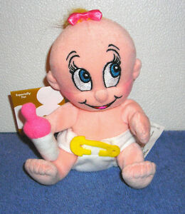 Disney Store Exclusive Who Framed Roger Rabbit Baby Herman 6 Plush