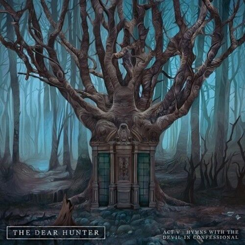 The Dear Hunter - Act V: Hymns With The Devil In Confessional [New CD] Digipack