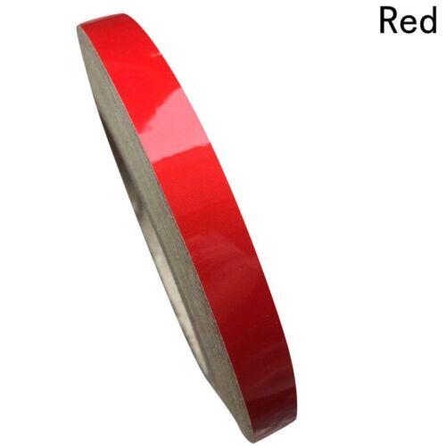 5M*1cm Reflektierendes Klebeband AUTO Intensit t selbstklebend Wundersch nevzYL