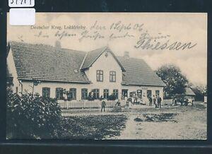 Respectueux 34914) Bahnpost Apenrade-lügumkloster Train 11, Ak Allemand Krug Loitkirkeby-afficher Le Titre D'origine