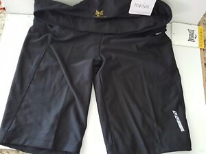 Women's donna pantaloni Small piccola di paia 2 Performance da Performance neri Everlast 9 bici Everlast Bike 9 2 Pair con Length Epa0Twqxx