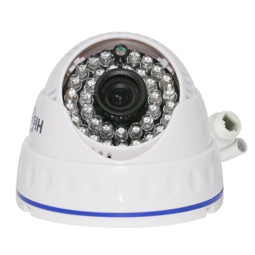 Hiseeu Mini Dome Home Security IP Camera Indoor IR CUT Night Vision Camcorder