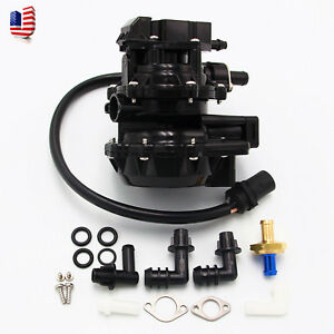Johnson//Evinrude OMC//BRP New OEM Oil Injection Fuel VRO Pump Kit 4-Wire 5007420