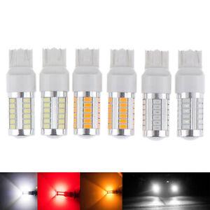 2Pcs-7443-33-SMD-5730-5630-LED-Coche-Reserva-de-respaldo-de-la-senal-de-vuelta-Cola-Lig-Li