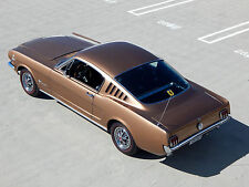 1966 Ford Mustang K Code 4-Speed 2+2 Fastback
