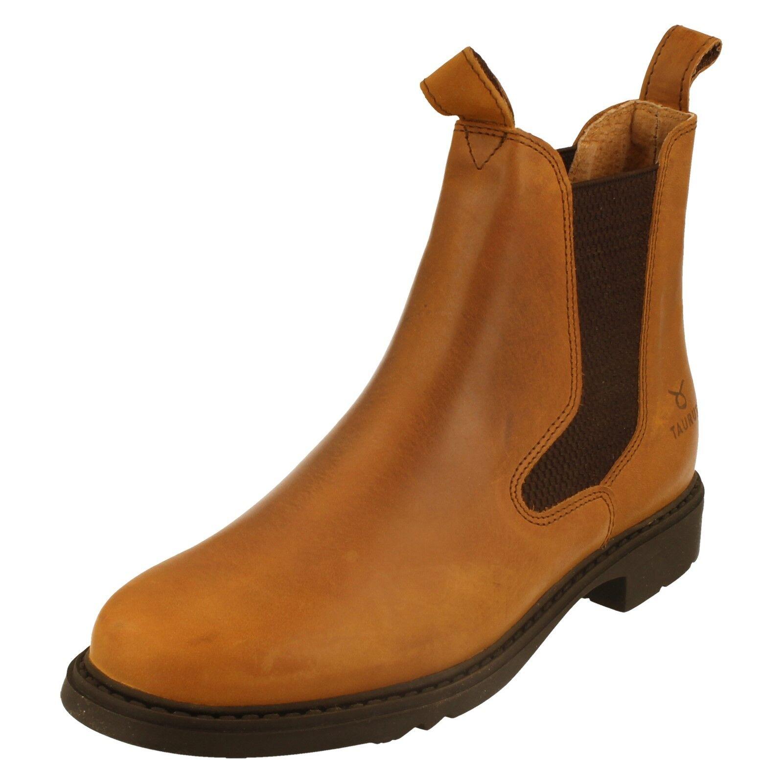 UNISEX Para TAURUS Pantalones Para UNISEX Equitación Botas - Palomino d03008