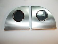 1955 56 57 58 59 60 61 62 63 64 65 66 67 68 FORD THUNDERBIRD STAINLESS BOOKENDS