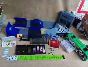 Large Tech Deck - Panneaux Tony Hawk, vélos, beaucoup de jouets supplémentaires