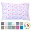 Pink Toddler Pillowcase by Ella /& Max Irresistibly Soft /& Cuddly!