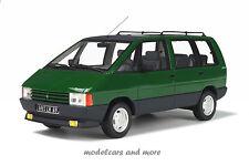 Renault Espace 2000 TSE - grün - Baujahr 1984 - 1:18 OttOmobile 622