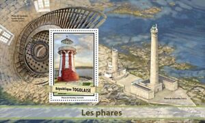 Togo-2017-MNH-Lighthouses-Hornby-Lighthouse-1v-S-S-Architecture-Stamps