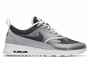 Details about Nike Air Max Thea JCRD Pure Platinum Black Wolf Grey 844955 002 Wmn Sz 11