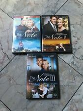 THE NOTE 1-3, DVD, 3 MOVIES, TED MCGINLEY
