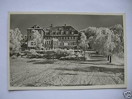 AK Alb-Hotel Traifelberg Lichtenstein 1948
