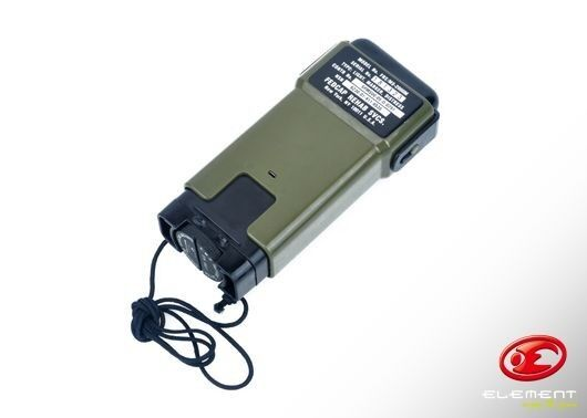 Element MS-2000 LED Flashlight Olive Drab