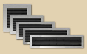 Ventilation-grille-air-grille-grid-Warm-kaltluftgiter-Stainless-Steel-Brushed-5-Sizes