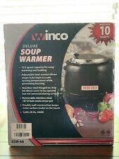 Winco Deluxe Soup Warmer