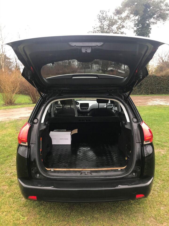 Peugeot, 2008, 1,2 VTi 82 Active Van