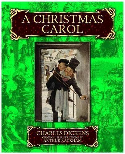 A Christmas Carol By Charles Dickens. 9781848372450