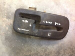 Shift-console-guide-Craftsman-917-286380-riding-lawn-tractor