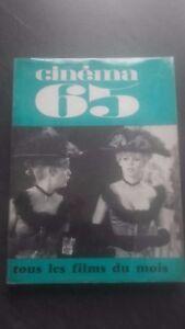 Brigitte Bardot Cinema 65 Todos Las Fims de La Meses N º 101 1966 Diciembre