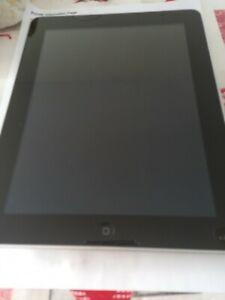 """Apple iPad (1ère génération) 9,7"""" 16 Go Wi-Fi Tablette - Gris Sidéral"""
