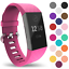 thumbnail 15 - For-Fitbit-Charge-3-Wrist-Straps-Wristband-Best-Replacement-Accessory-Watch-Band