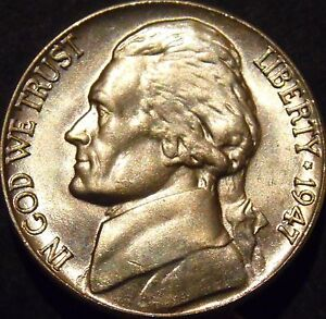 1947-P-Jefferson-Nickel-Choice-Gem-BU-Uncirculated