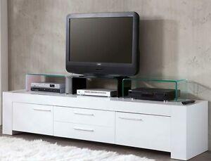 tv schrank aufsatz fernseh tisch glasplatte glastisch. Black Bedroom Furniture Sets. Home Design Ideas