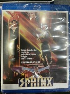 SPHINX Blu Ray Region A from SHOUT FACTORY