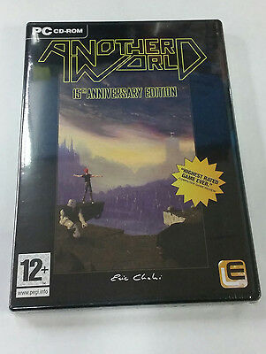 Another World (15th Anniversary Edition)  (PC, 2007)