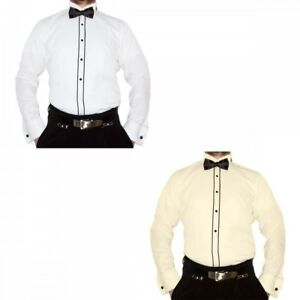 Coupe Business Slim Smoking Hommes Cintr Chemise Cw7qwUnt