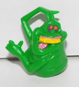 Ghostbusters-Small-Slimer-Monster-2-inch-Plastic-Figurine-Ghost-Busters-Figure