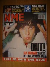 NME 1999 FEB 6 IAN BROWN GAY DAD MOLKO PLACEBO BLUR