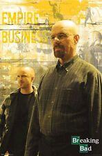 BREAKING BAD ~ EMPIRE BUSINESS 22x34 TV POSTER Bryan Cranston Aaron Paul