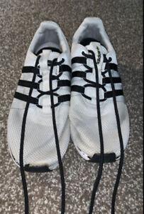 Adidas-Sl-Loop-Ct-Mens-Sneakers-White-black-Size-11-US-Pre-owned