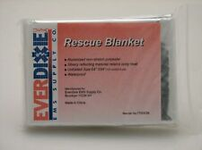 "5 X  Emergency Rescue Space Thermal Mylar Blankets 52"" x 84"""