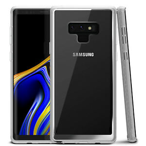 For-Samsung-Galaxy-Note-9-Case-VRS-Crystal-Chrome-Clear-Slim-Shockproof-Cover