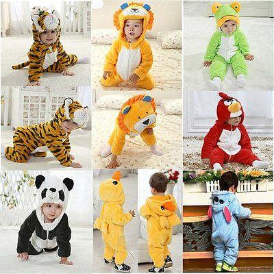 Baby Boy Girl WINTER WARM Birthday Fancy Dress Party Costume Outfit Clothes