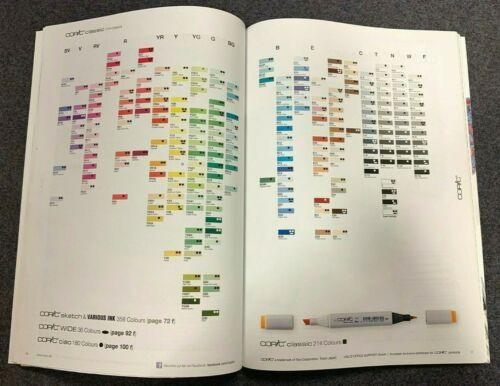 Copic Classic Marker Einzelstift alle Farben und Blender Einzelmarker NEU!
